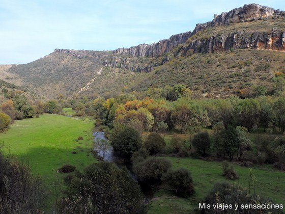 Cañón del río Lozoya, Pontón de la Oliva, Madrid