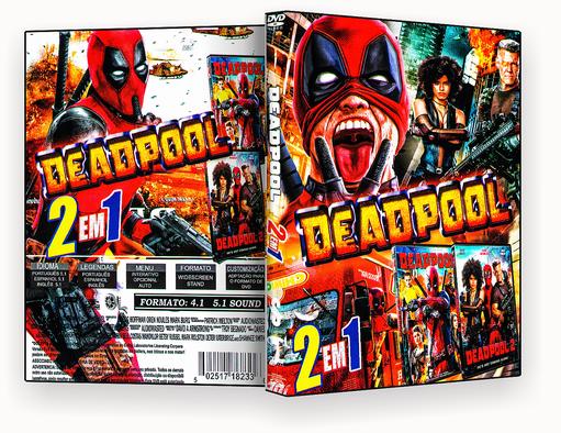 coleção – Deadpool 2 Em 1 – ISO