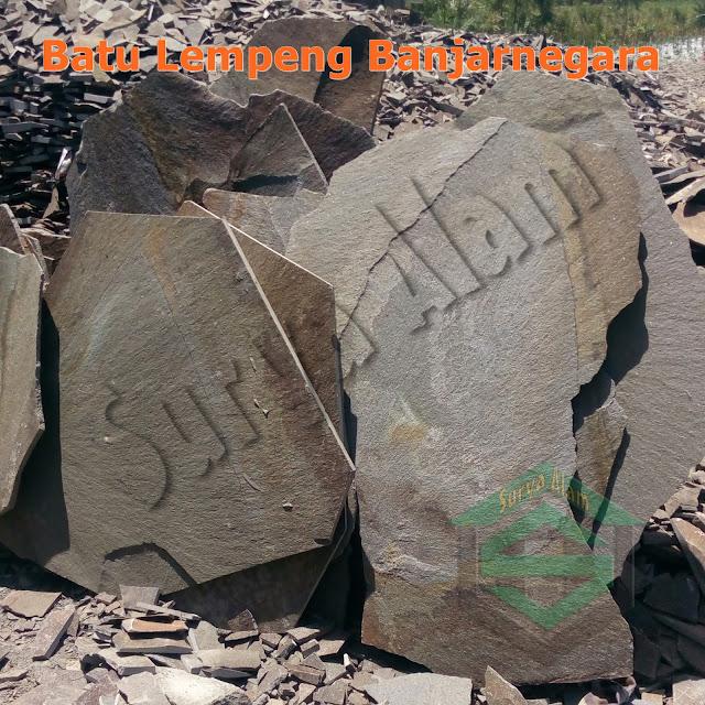 Gambar Batu Lempeng
