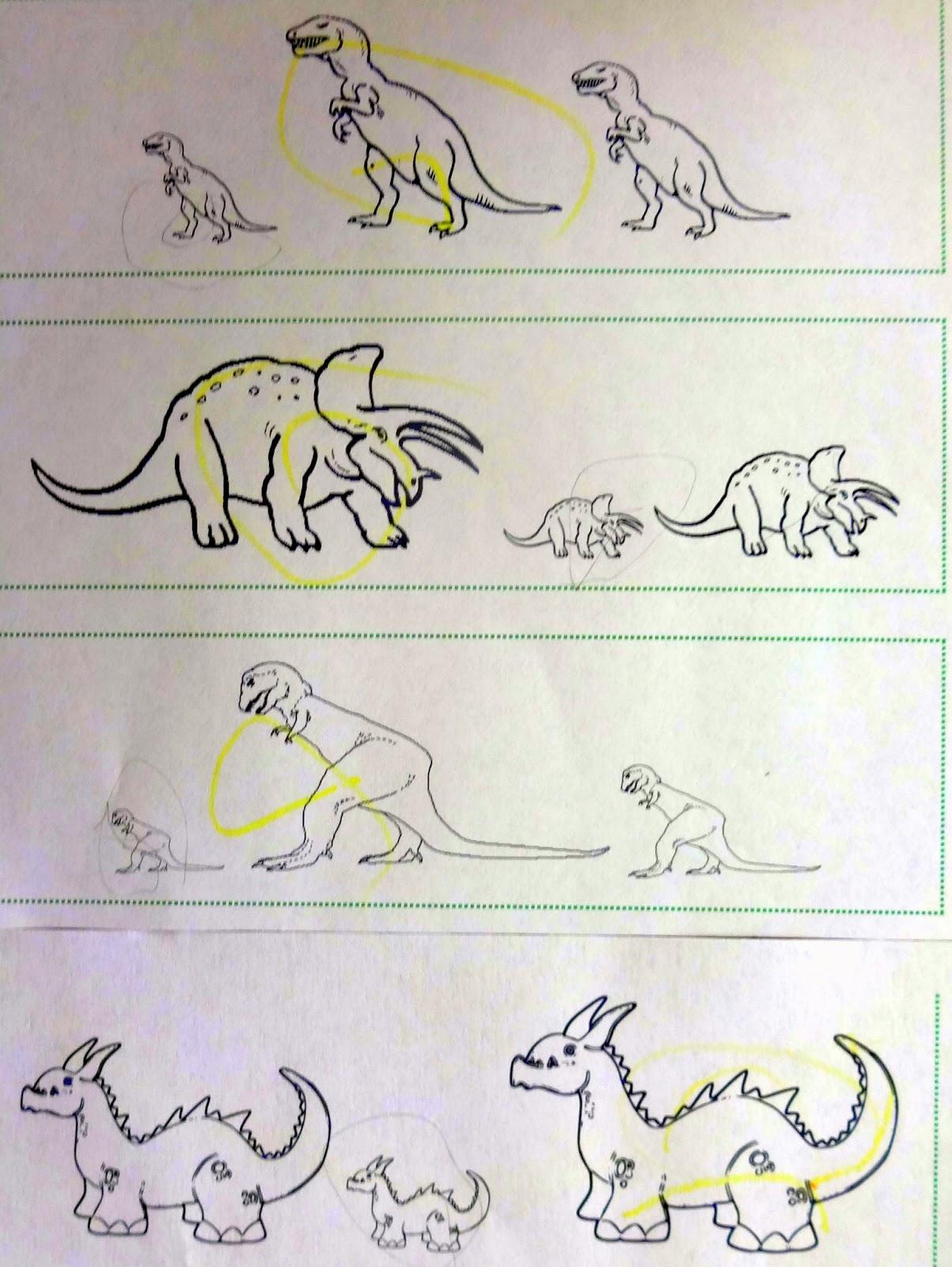 Mom S Tot School Dinosaurs