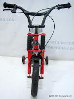 Sepeda Anak Merino 12-2212 98 Sport Dop 12 Inci