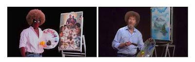 Deadpool 2 homenajea a Bob Ross