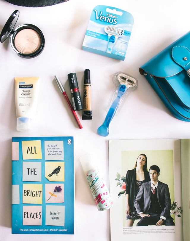 Wildfire Charm: Summer Favourites 2016