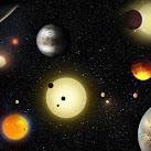 NASA Finds 9 Planets Where Aliens Might Live