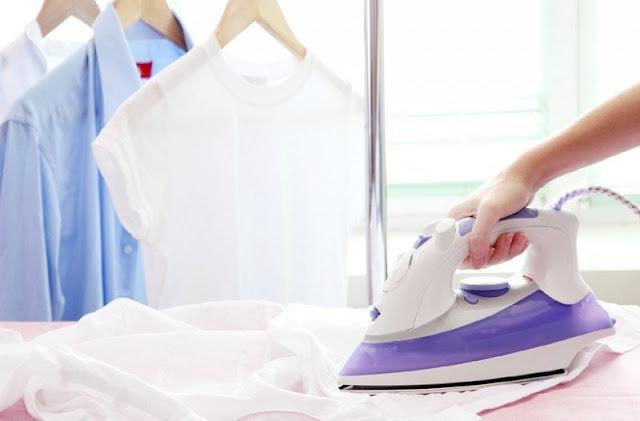 σιδερωμένα ρούχα χωρίς να κουράζεσαι!