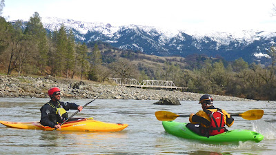 whitewater kayak eel river