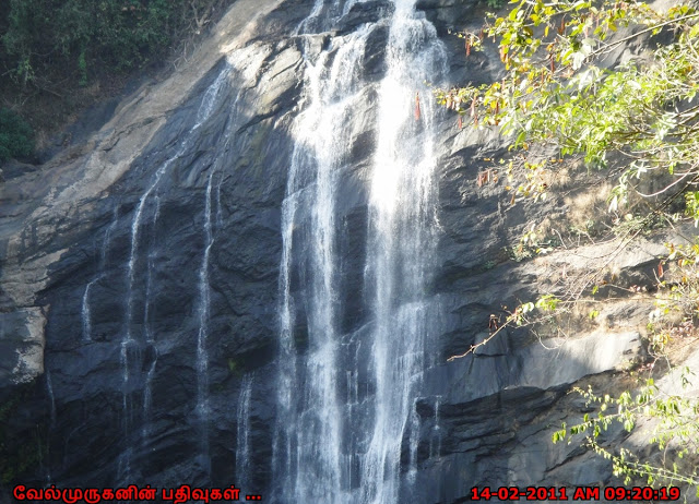 Water Falls in Kerala Valara waterfalls