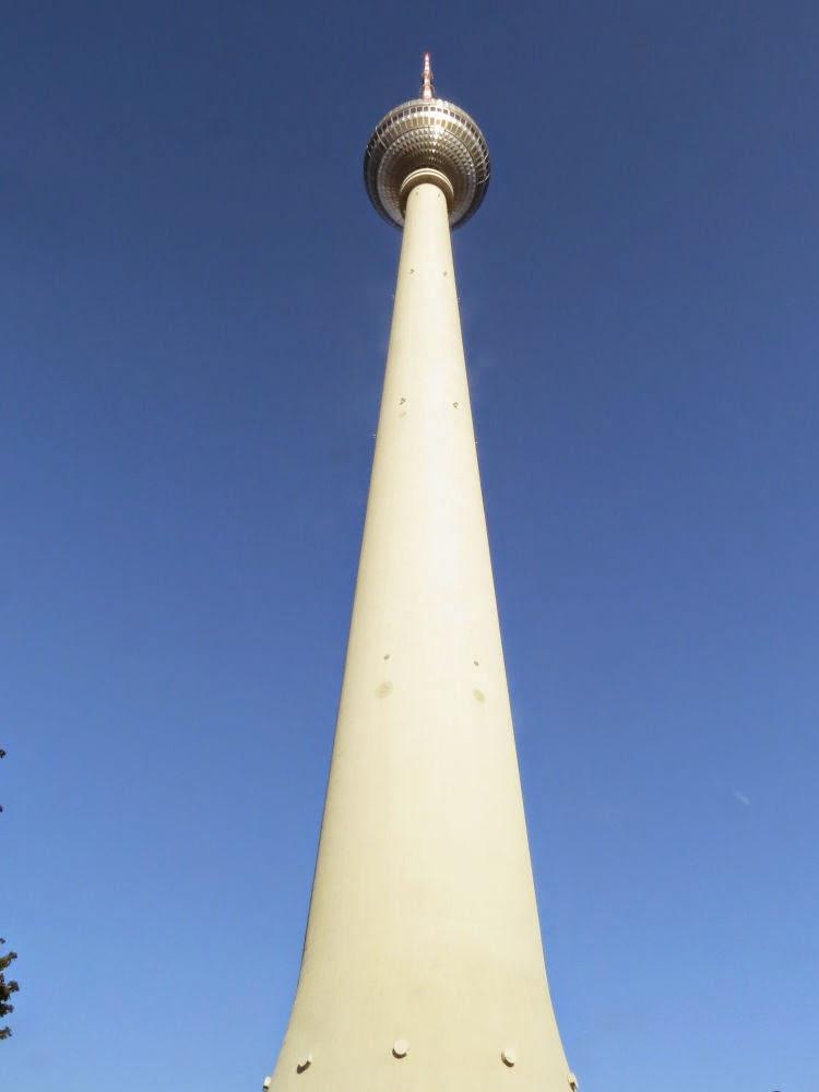 מגדל הטלוויזיה באלכסנדרפלאץ ברלין