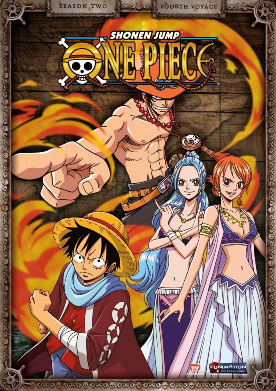 One Piece วันพีช ซีซั่น 4 อลาบัสต้า ตอนที่ 93-132 พากย์ไทย