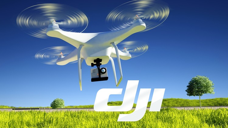 50% off Drone Masterclass: Your Complete Guide to DJI Drones