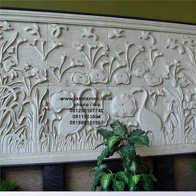 taman relief tukang taman surabaya II
