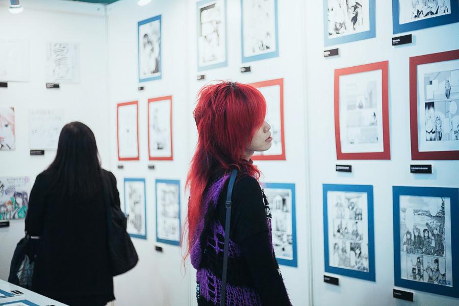 Comic Fiesta 2014 | chainyan.co