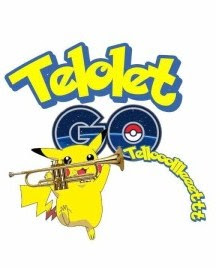 gambar dp bbm lucu pokemon om telolet om