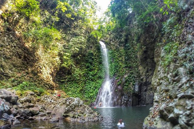 Old Buruwisan Falls