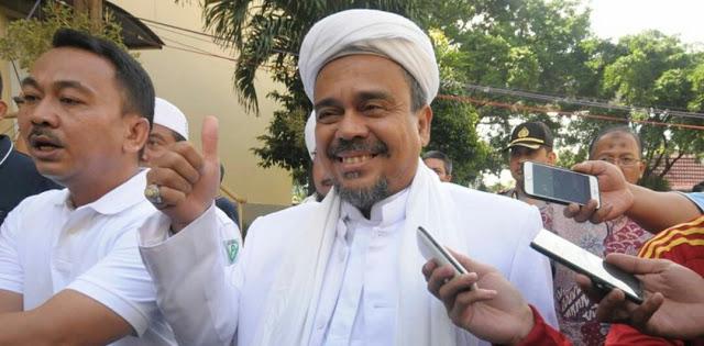 Siapa MR dan LP Alias A Penyebar Video Selingkuh Habib Rizieq dengan Firza Husein?