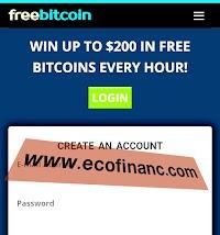 Freebitcoin ou bitcoin gratuit  2020 : Site et application pour gagner des Bitcoins facilement chaque heure