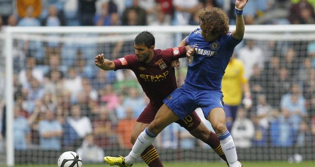 Chelsea Vs Manchester City 2012: CHELSEA FC: Chelsea Vs Manchester City