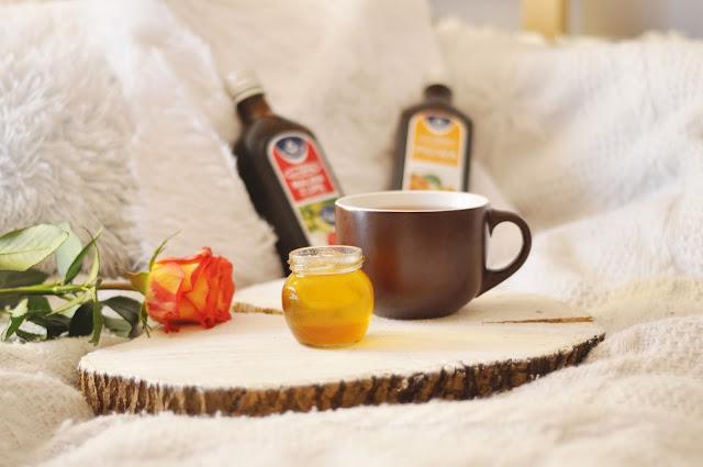 Herbatka mocno rozgrzewająca