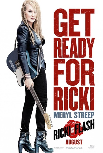 Ricki and the Flash DVDRip Latino