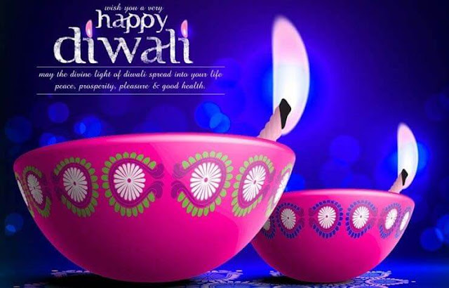 Happy diwali images with crackers