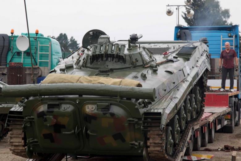 Українські OPFORівці візьмуть участь у навчанні в Німеччині