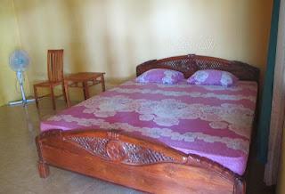 pelangi homestay karimunjawa bed