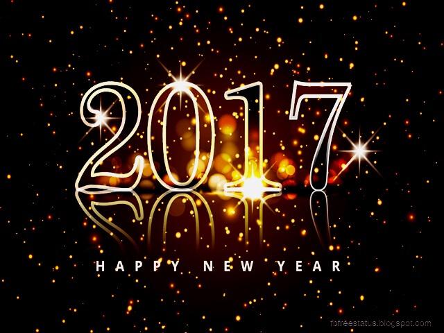 Happy New Year 2017 Shayari images
