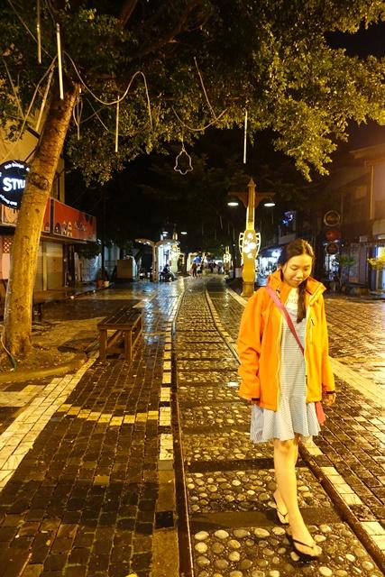 舊鐵道行人徒步區