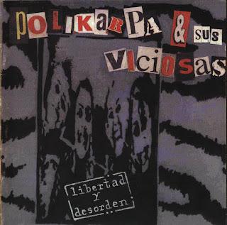 Polikarpa y sus Viciosas - Discografia