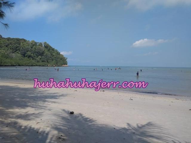 Pantai Tanjung Biru, Port Dickson.... Cantiknya Permandangan!