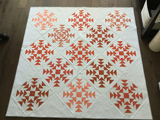 Homeward Bound Quilt Free Tutorial