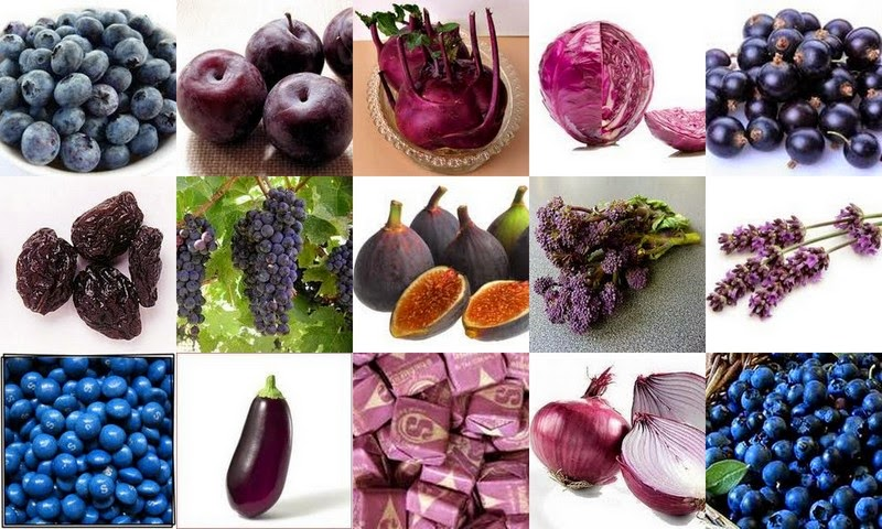 Image result for crown chakra foods