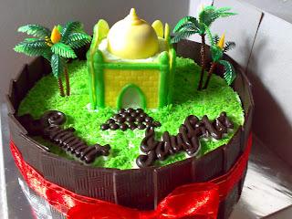 Toko Cake hantaran di kota Padang
