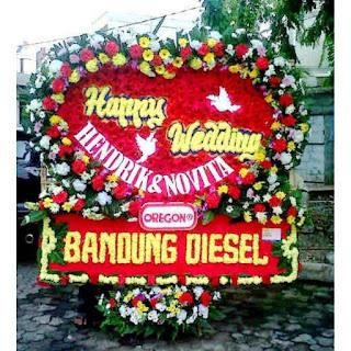 Contoh Bunga Papan Untuk Pernikahan