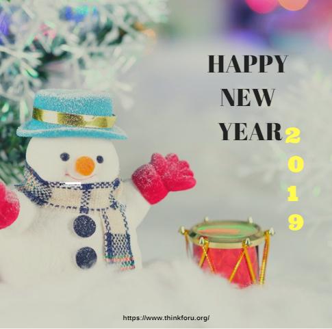 हैप्पी न्यू ईयर 2019  शुभकामनाएं और एसएमएस | Happy new year 2019  wishes and sms  in Hindi,india