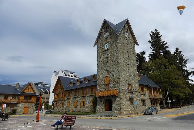 Centro Cívico- San Carlos de Bariloche
