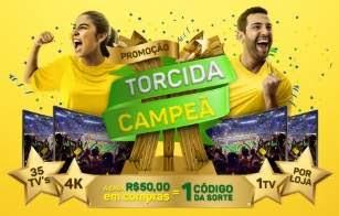 Cadastrar Promoção Sonda Copa do Mundo 2018 Torcida Campeã