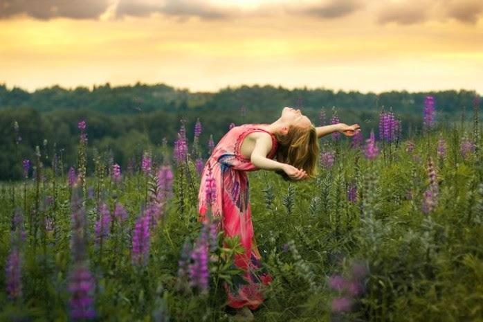 Brilliant Natural Girl Photography
