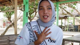 Keny Suwanda, Anak Tukang Becak yang Menjadi Finalis Putri Indonesia Asal Aceh