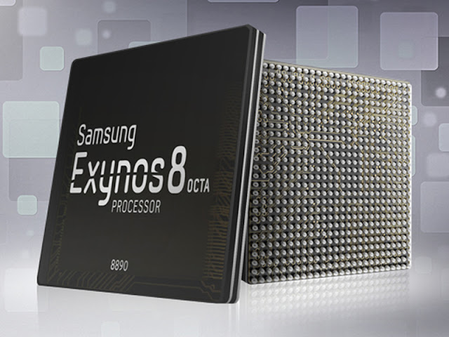 Samsung Galaxy S8 Processor