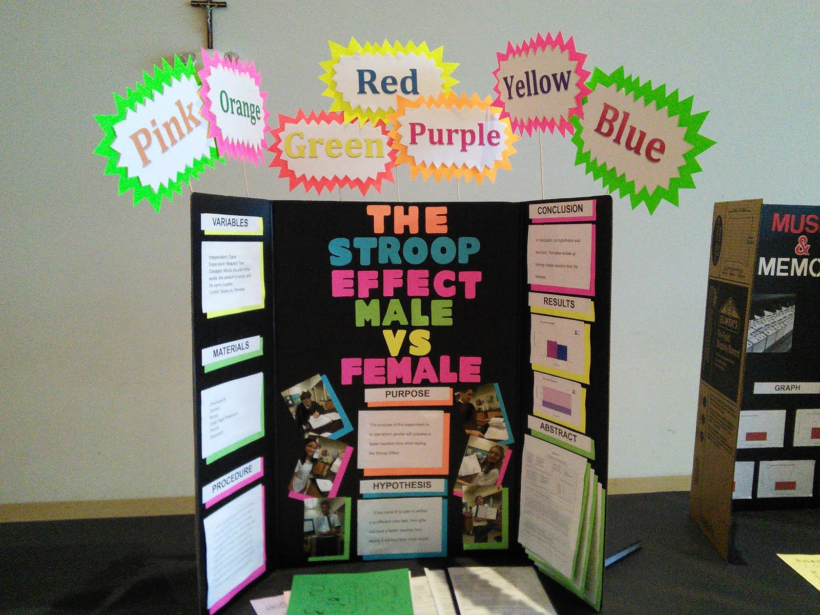 Chemical Reaction Science Fair Projects For 8th Grade