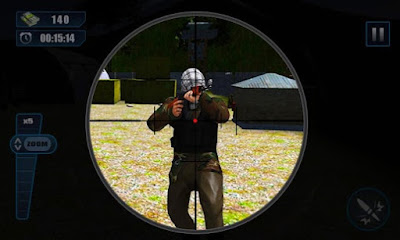 Sniper : Elite Killer v 1.6 Mod Apk (Unlimited ammo / cash & No reload) Terbaru