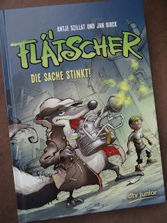 Flätscher Band 1 Die Sache stinkt Detektiv Stinktier Antje Szillat Jan Birck Bestseller