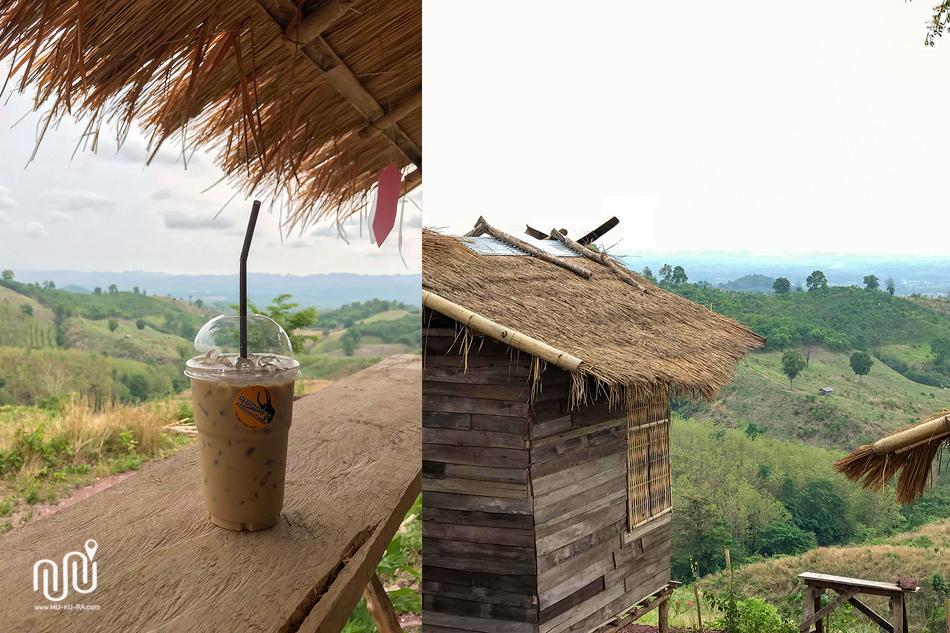 ที่เที่ยวน่าน 01 : ดอยกว่าง Atlasnan Coffee จุดชมวิว 360 องศา