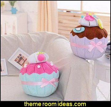 Sweet Treats Icing Cupcake Microbead Pillow