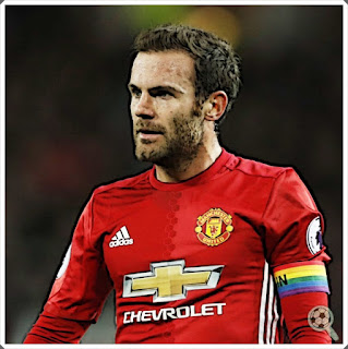 Juan Mata captain Manchester United