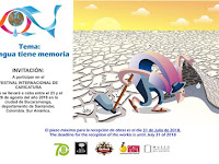 International Caricature Festival: The Water has Memory, Colombia