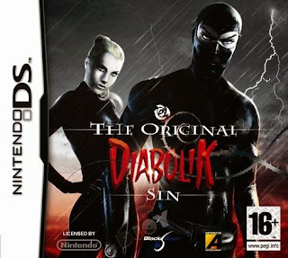 Diabolik The Original Sin, nds, español