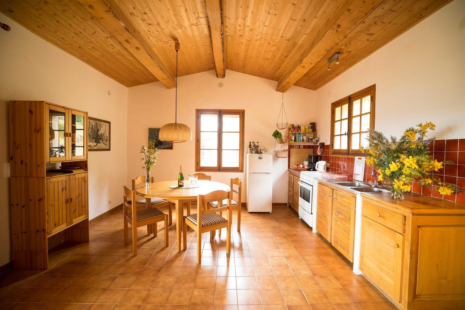 Ferienhaus im Massif des Maures an der Cote d\'Azur