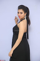 Priyanka in Sleeveless Black Slim Dress Spicy Pics ~  Exclusive 54.JPG